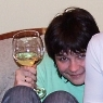 chris-drinking