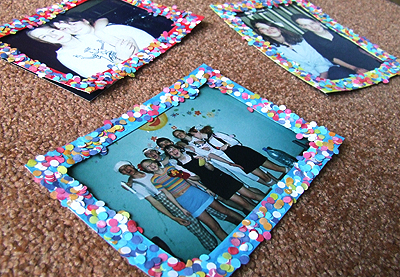 konfeti-frame
