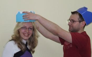 Ритуальне одягання трененрської шапочки! (Тренерська Програма)