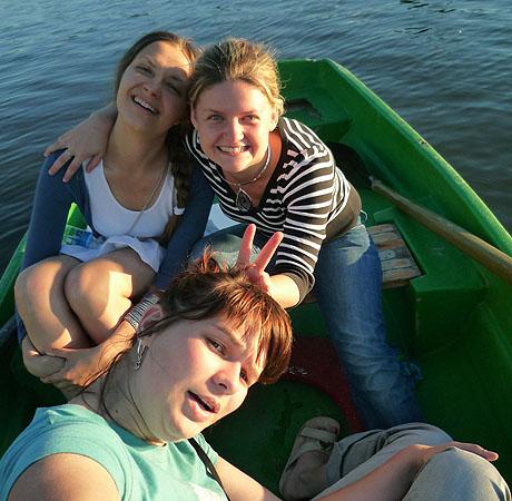 Катя, Лєна і я