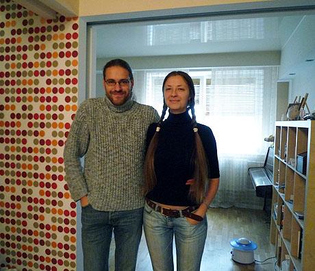 Катя і Єгор