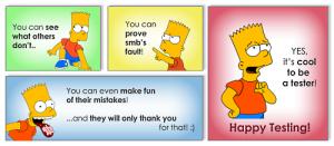 Bart про тестування