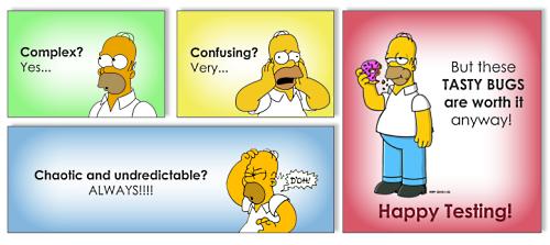 Homer - про тестування